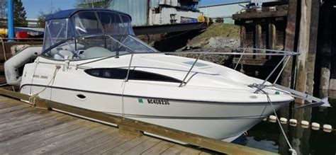 Party Boat Rental Vancouver Bc by 2004 Bayliner 245 Boat For Sale 2004 Motor Boat In North