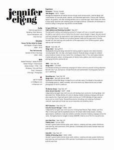 Jennifer anthony resume