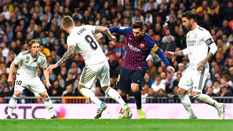 El Clásico del Camp Nou de LaLiga 2019-20 ya tiene fecha...