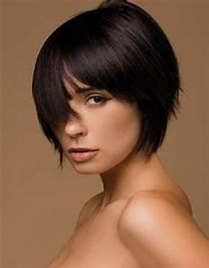 Wispy Layered Medium Hair Styles.