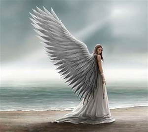 Guardian Angel - Fantasy & Abstract Background Wallpapers ...