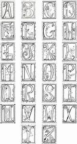 Illuminated Letters Coloring Alphabet Pages Medieval Printable Etsy Poster Letter Drawing Books Adults Manuscript Colouring Lettering Cat Adult Val Launching sketch template