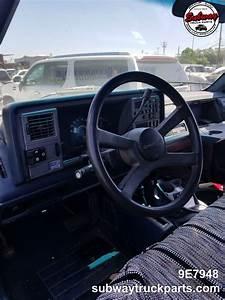 Used Parts 1989 Chevrolet Silverado 2500 5 7l 4x4