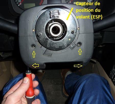 Volante Golf 4 by Comment D 201 Monter Le Volant Et R 201 Parer Les Comodos De La