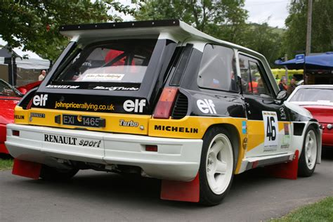 Renault 5 Rally Car | Prescott Speed Hill Climb 2011- La ...