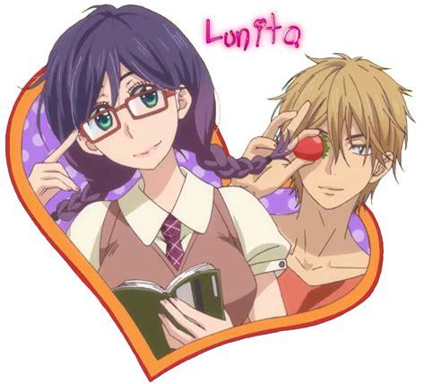 Anime Kiss Him Personnages Kae Nana Anim 233 Kiss Him Not Me Format
