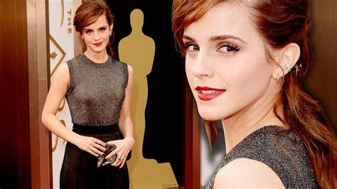 Emma Watson The Red Carpet Oscars Youtube