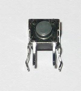 Momentary Pushbutton Micro Switch