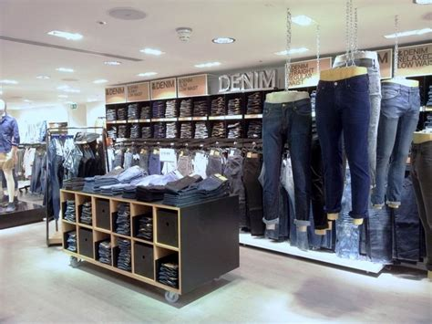 ton bureau h m munich germany quot the denim department quot pinned by ton
