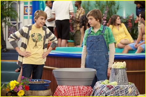 dylan sprouse s corn on the cob crush photo 375744