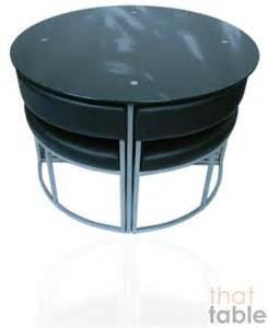 hideaway dining table and chairs black round stowaway glass dining table and chairs set