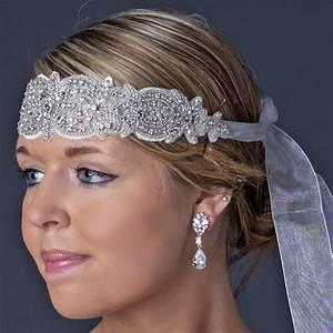 Geneva Vintage Rhinestone Headpiece Elegant Bridal Hair