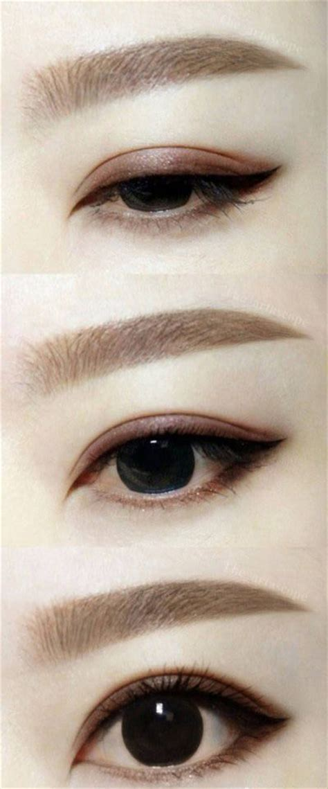 ulzzang makeup tutorial  hairstyles  pinterest