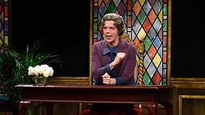 Watch Church Lady Cold Open From Saturday Night Live