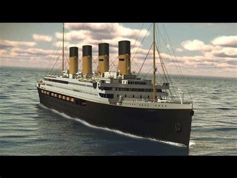 New Titanic Boat 2016 by The New Titanic Rebuild 2016 Youtube