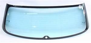 Rear Windshield Hatch Glass 06-09 Vw Rabbit Gti Mk5
