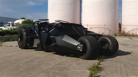 tumbler batmobile   sale top gear