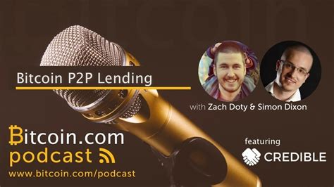 In these ecosystems, users with bitcoin. Bitcoin P2P Lending with Credible Friends - YouTube