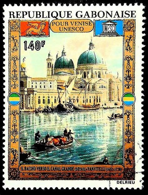 venice postage stamp art stamp collecting post stamp
