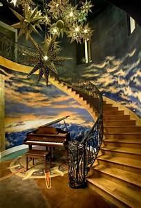Star Stairs Treppen : 101 moderne treppen erscheinen als blickfang in ihrer wohnung ~ Markanthonyermac.com Haus und Dekorationen