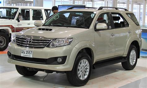 Toyota Fortuner Picture by 2014 Toyota Fortuner Pictures Information And Specs