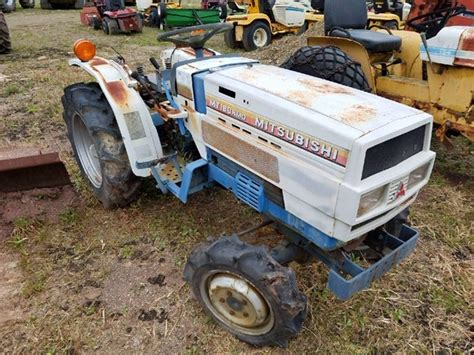 Mitsubishi Tractor Dealer Locator by Mitsubishi 180h Tractor Compact For Sale 187 Hines