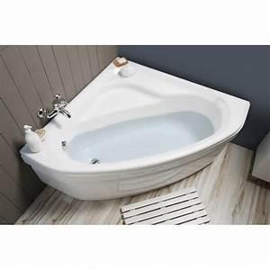 Baignoire Avec Tablier : baignoire varia aquarine 120 x 120 avec tablier ~ Premium-room.com Idées de Décoration