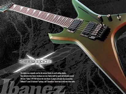 Ibanez Guitar Xiphos Guitars Chameleon Wallpapers Orange