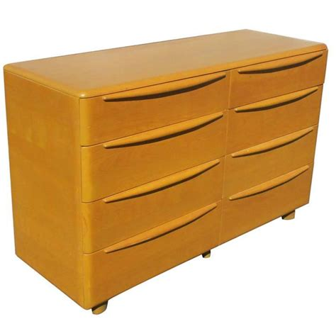 wheat encore dresser by heywood wakefield at 1stdibs