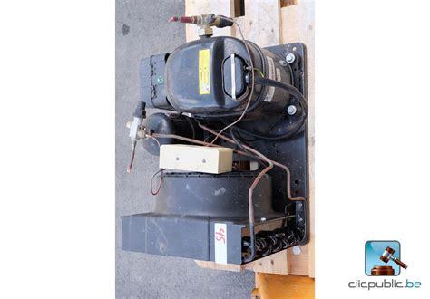 moteur pour chambre froide compressor pour chambre froide avec gaz r134 ref 45 te