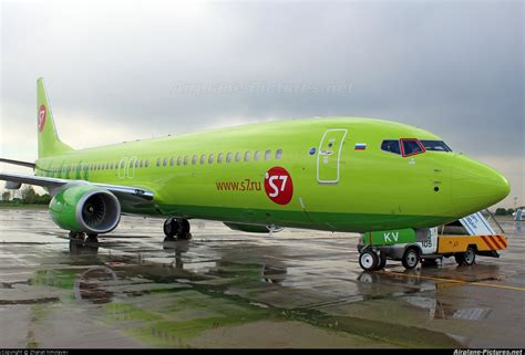 VQ-BKV - S7 Airlines Boeing 737-800 at Krasnodar | Photo ID 137270 | Airplane-Pictures.net