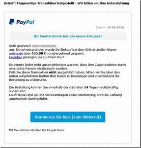 Paypal Zahlung In 14 Tagen Shops : ihr paypal konto hat ein neues endger t ~ Watch28wear.com Haus und Dekorationen