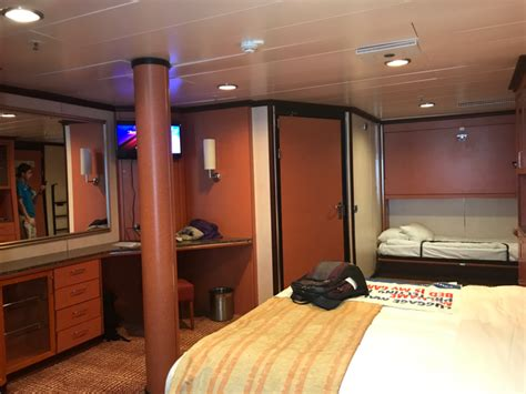 grand suite cabin category gr carnival paradise