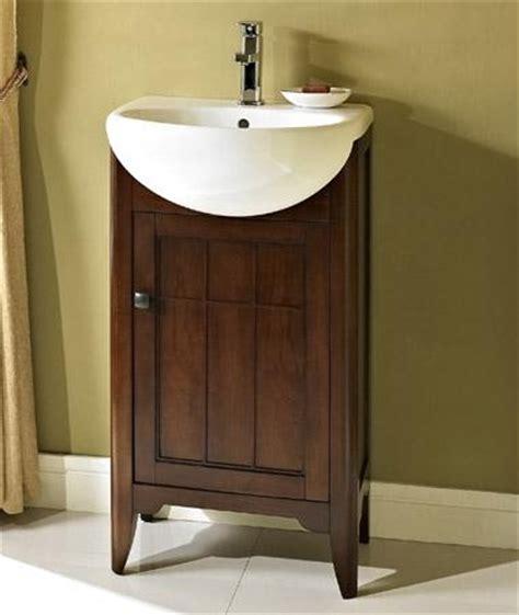 18 Inch Wide Bathroom Vanity