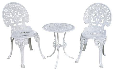 white metal bistro chairs winda 7 furniture