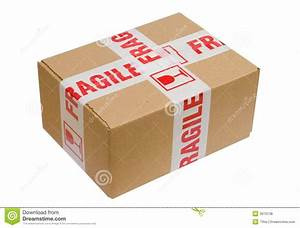 Fragile Package Stock Photo  Image Of Label  Service