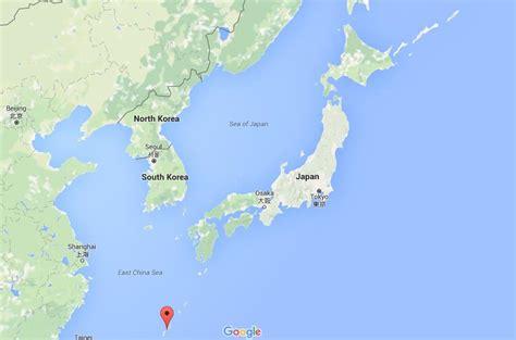 ryukyu islands  map japan