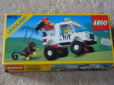 Olvasó Játszik 6672 Safari Offroad Vehicle Kockagyár
