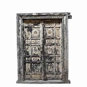 Tür Mit Rahmen : indien wei gek lkte t r tor mit rahmen geschnitzt rajasthan um 1900 ~ Sanjose-hotels-ca.com Haus und Dekorationen