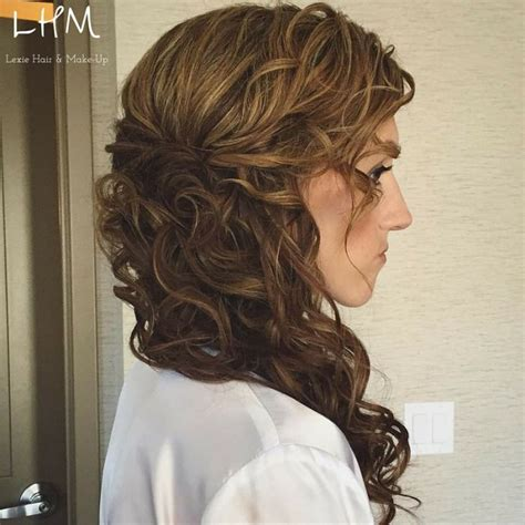 1000 ideas about side swept hairstyles on side swept medium curls and hairstyles