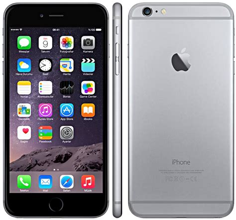 mobile iphone 6 plus apple iphone 6 plus 16gb t mobile smartphone in space 18163