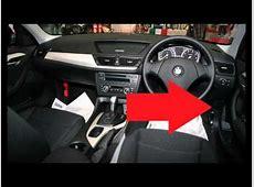 BMW X1 Diagnostic OBD2 Port Location Video YouTube