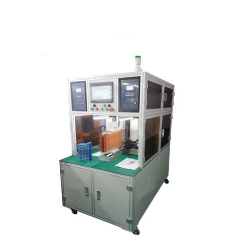 automatic  pack numerical control spot welding machine  battery production suppliers