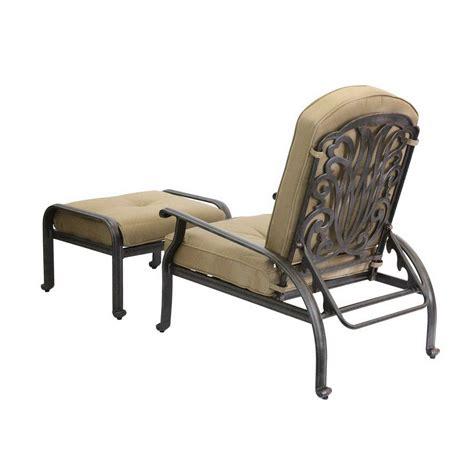 shop darlee elisabeth antique bronze aluminum cushioned
