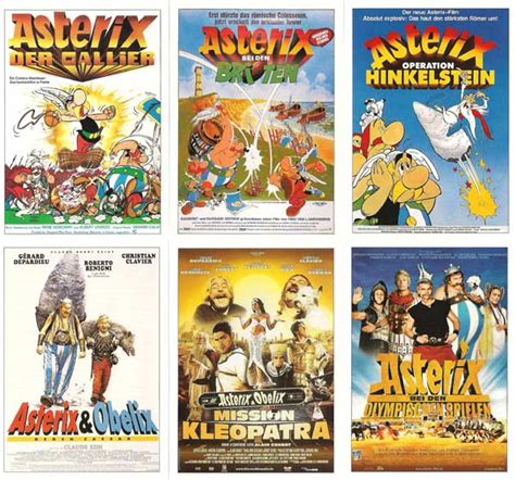filmplakatkarten asterix archiv bibliothek sammler