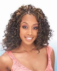 Curly Individual Braids / Kootation | Summer Hotness ...