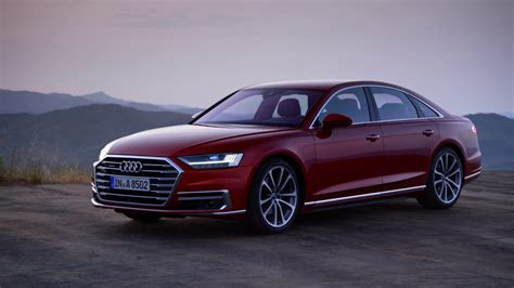 New Audi S8 2018 by The All New Audi A8 2018