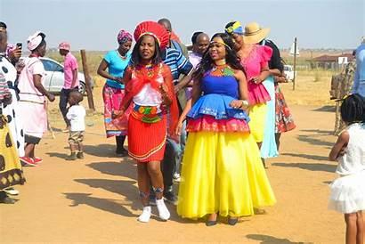 Sepedi Traditional Pedi Modern Decor Dresses Limpopo
