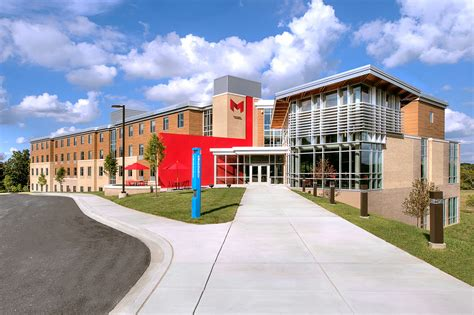maryville university student housing paric