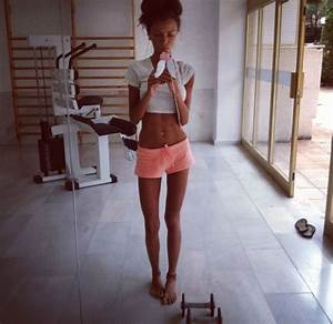 Fitness Healthy Girl